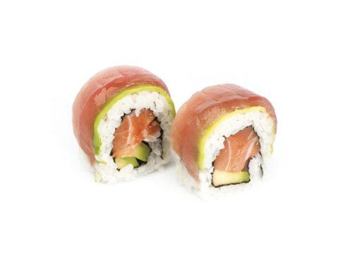 maki salmone piccanti