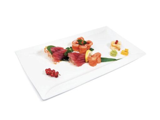 sashimi tonno e salmone