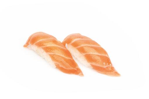 nigiri di salmone CMYK