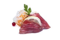 Sashimi di tonno